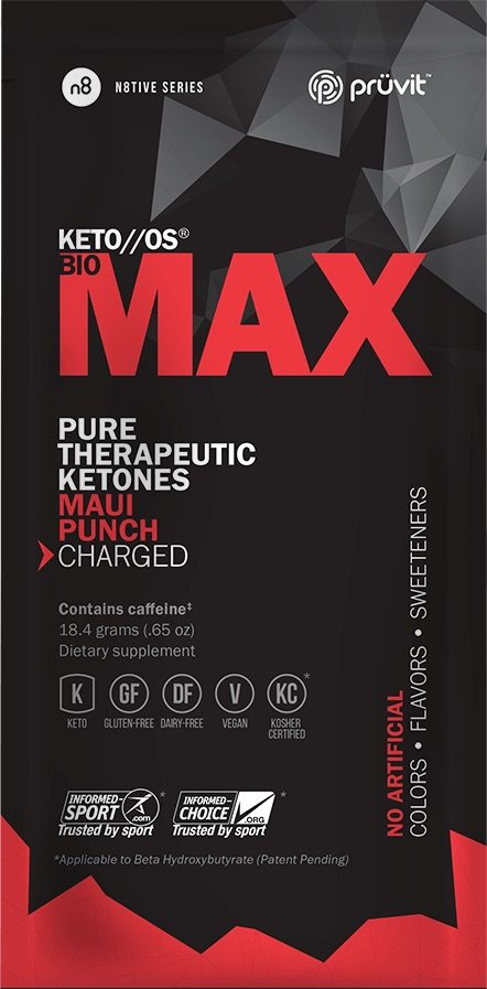 Keto Max Packet