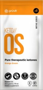 Keto Orange Dreamsicle Packet