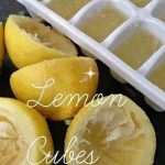 Lemon Cubes