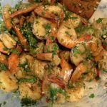 Lime Shrimp with Cilantro
