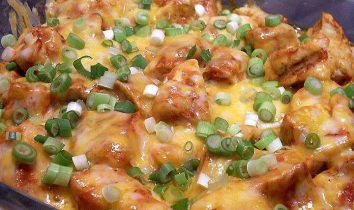 Low Carb Mexican Chicken Recipe