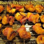 Bacon Wrapped Barbecue Shrimp