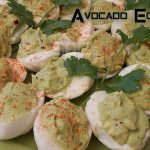 Delicious Avocado Eggs