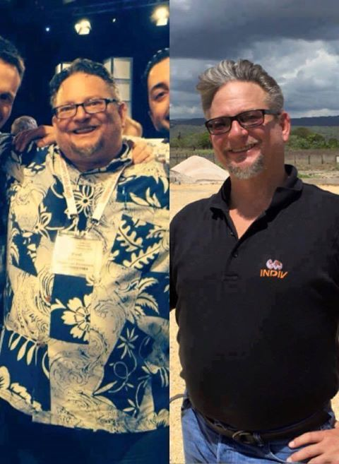 Down 60 pounds