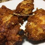 Low Carb Southern Fried Chicken