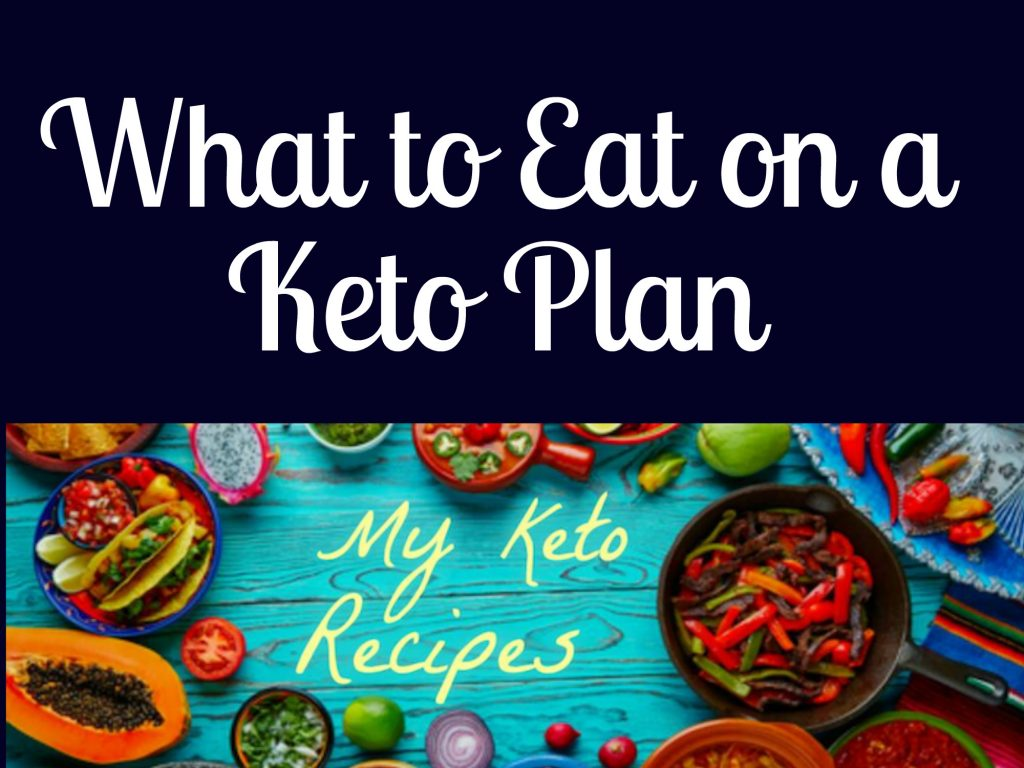what to eat keto plan