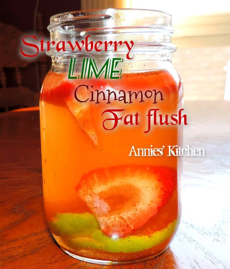 Apple Pie Fat Flush