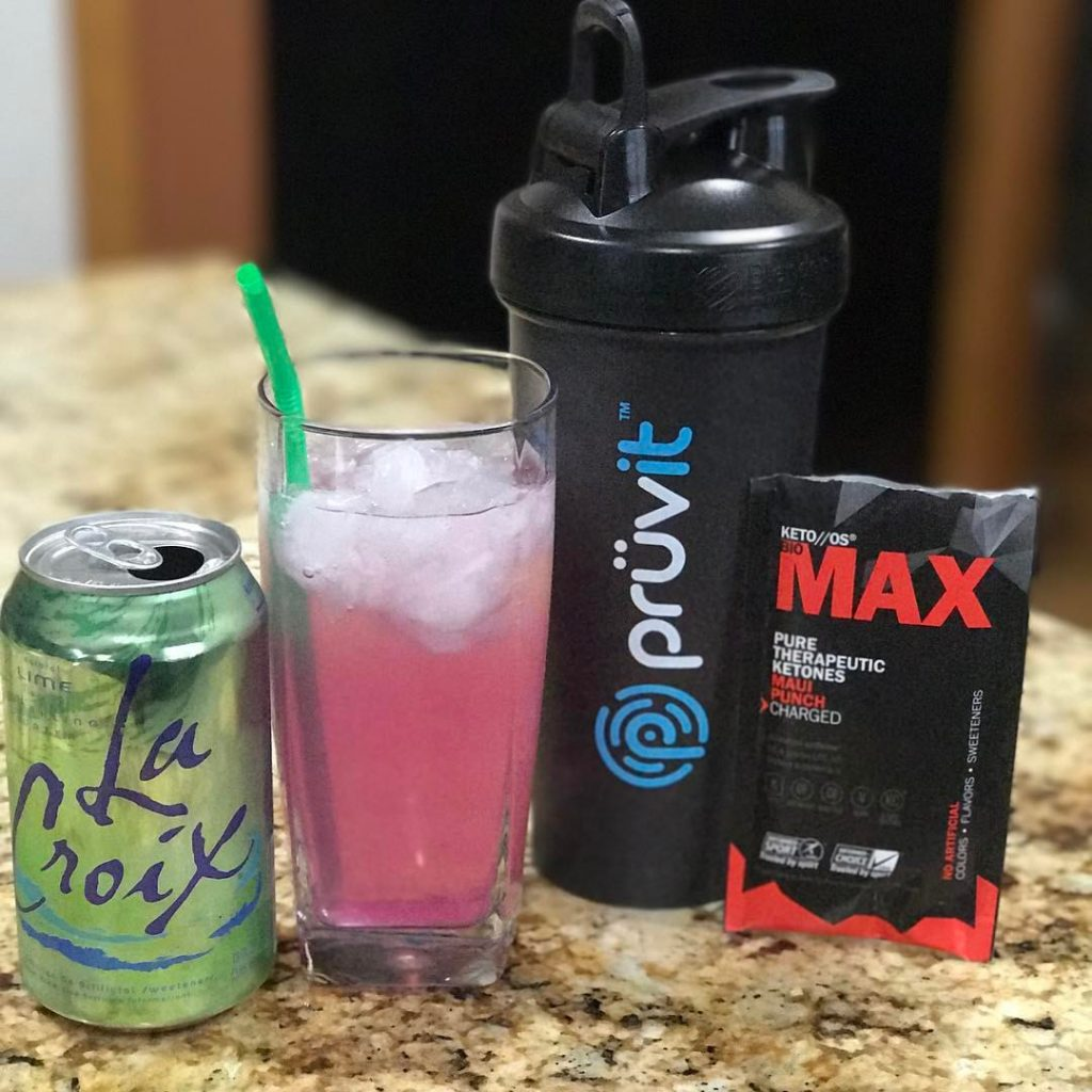 Keto Max Hawaiian Lime