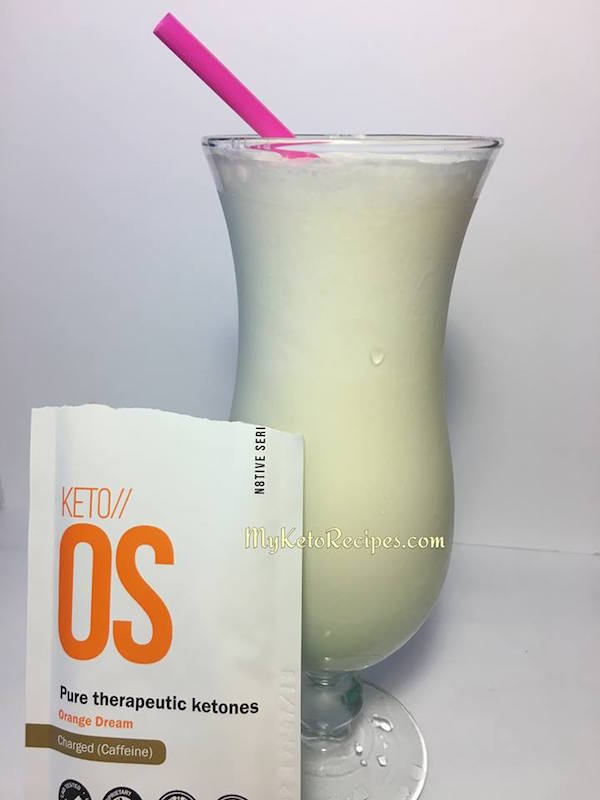 how to make keto os orange dream taste better