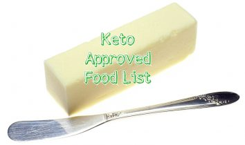 Pruvit Keto OS Approved Food List