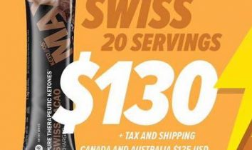 Keto Max Swiss Cacao Offer