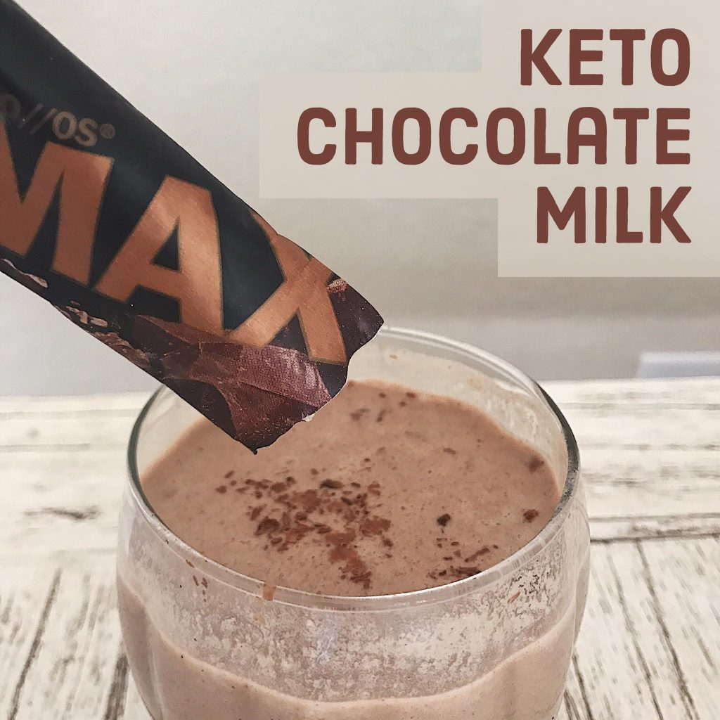 Keto OS Swiss Max Chocoalte Milk