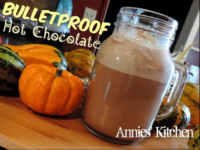 Bulletproof Hot Chocolate