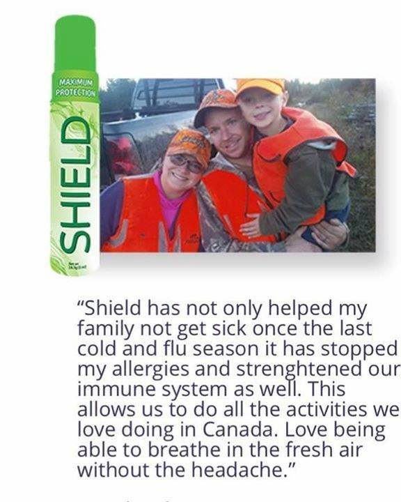 Shield Spray My Daily Choice