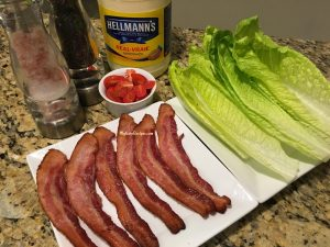 Lettuce Bacon